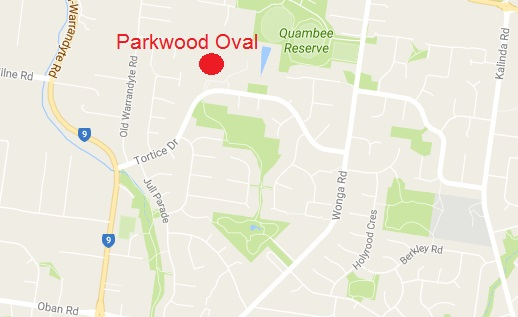 parkwood map
