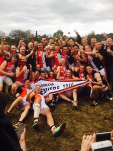 Vets to unfurl Premiership Flag on Sunday