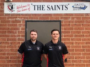 Under 19's Coaching Appointments 2021